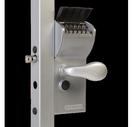 FREE VINCI - накладной механический кодовый замок с контролем входа и свободным выходом