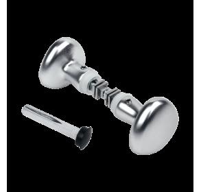 Комплект круглых алюминиевых блокируемых ручек