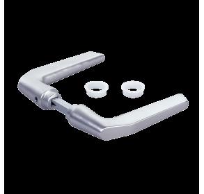 Ручки алюминиевые для замков серии Hybrid
