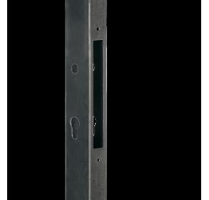 Сварочный профиль для врезного замка H-Metal