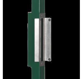 Привариваемая кассета заменяет ответную планку для замков Hybrid