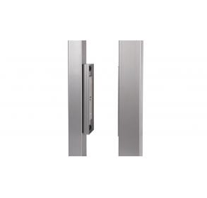 Встраиваемый магнитный замок для раздвижных ворот