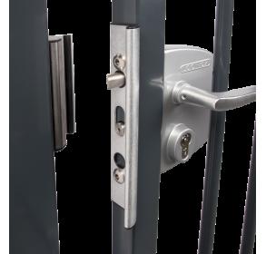 Защитная пластина от кражи для ответных планок SA и Modulec SA