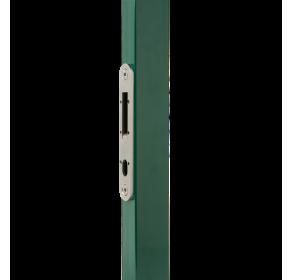 Ответная планка из нержавеющей стали для замка H-COMPACT