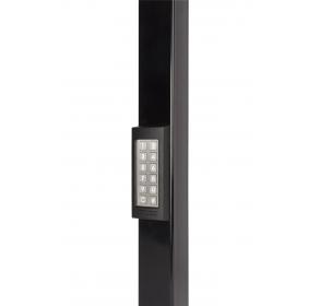 Прочная, морозоустойчивая и стойкая к атмосферным воздействиям клавиатура с 2 интегрированными реле